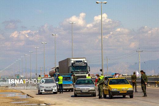 بشنوید | جریمه سفر به استانهای قرمز؛ هر ۲۴ ساعت یک میلیون تومان