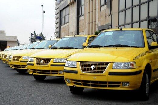 ۳۰ هزار تاکسی به ناوگان حمل و نقل عمومی کشور اضافه میشود