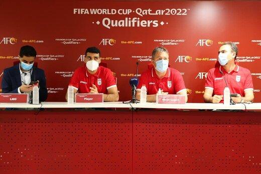 جنگ روانی بحرین علیه تیم ملی ایران