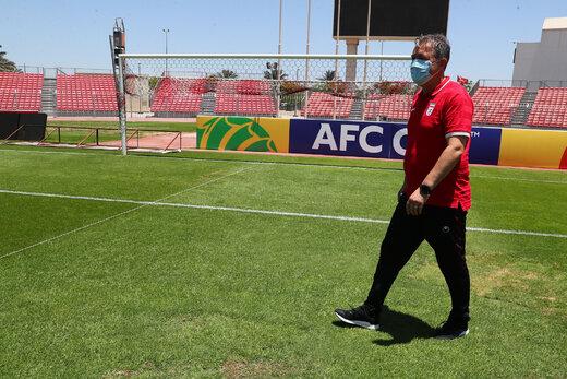 آبروریزی AFC با دادن میزبانی به بحرین/عکس