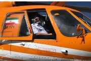 ورود وزارت دفاع به عملیات اطفای حریق  پالایشگاه تهران
