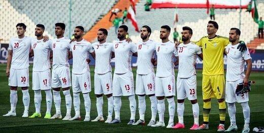 اعلام ترکیب تیم ملی فوتبال ایران مقابل هنگکنگ