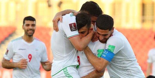 اولین گل رسمی قلیزاده برای ایران