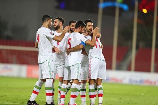 واکنش تیم لیگ برتری به پیروزی ایران مقابل هنگکنگ