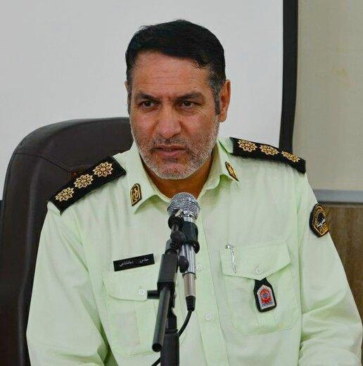  ۴ اراذل و اوباش تحت تعقیب در خرم آباد دستگیر شدند