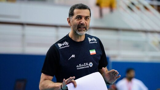 عطایی: تیم ملی نتیجه هم نگرفت، نباید نگران شد