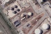 ببینید   تصاویر ماهوارهای از پالایشگاه نفت تهران قبل و بعد از حادثه آتشسوزی