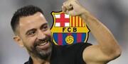ژاوی سرمربی بارسلونا می شود؟