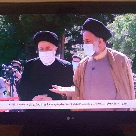 رقیب اصلی ابراهیم رئیسی در انتخابات ۱۴۰۰ /با خواست مردم آمده ام +عکس