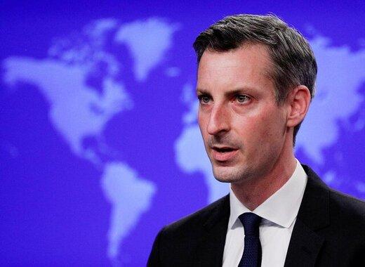 اعلام سخنگوی وزارت خارجه آمریکا از جزئیات گفتگوهای واشنگتن با بغداد