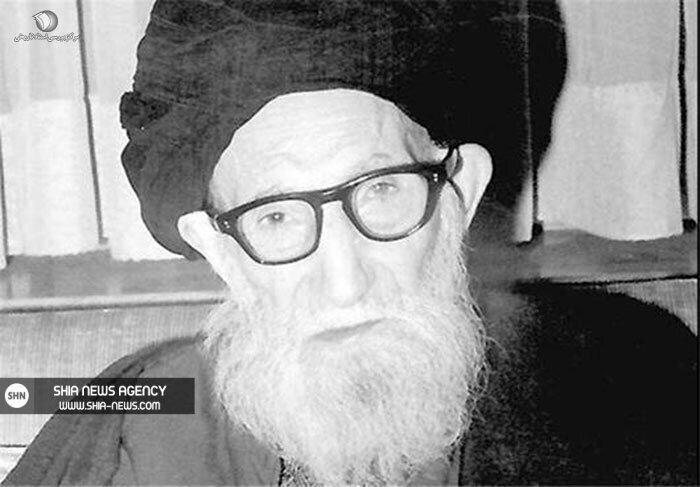 تصویری از پدر رهبر انقلاب را ببینید