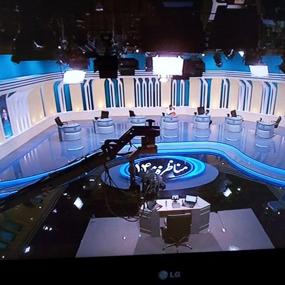 اینجا محل مناظره ۷ کاندیدای ریاست جمهوری است +عکس