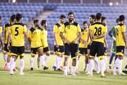 تصاویر   تمرین پرنشاط ملیپوشان قبل از بازی با بحرین