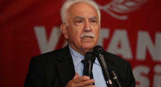 رهبر حزب وطن ترکیه:مردم ایران یک رییس جمهور موفق انتخاب کنند