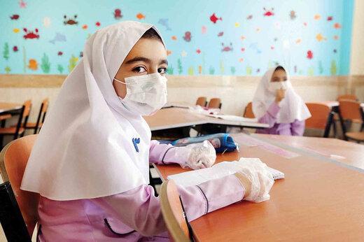 نوبت واکسیناسیون به دانش آموزان رسید + فیلم