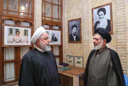 روحانی درگذشت حجتالاسلام محتشمیپور را تسلیت گفت
