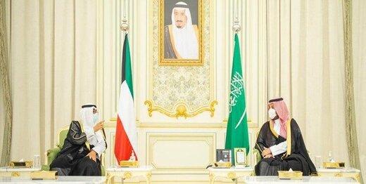 عربستان و کویت چند سند همکاری امضا کردند