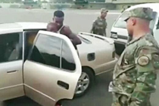 ببینید | شگفتی بزرگ پلیس مرزی؛ جاسازی 18 مهاجر در یک خودرو سواری!