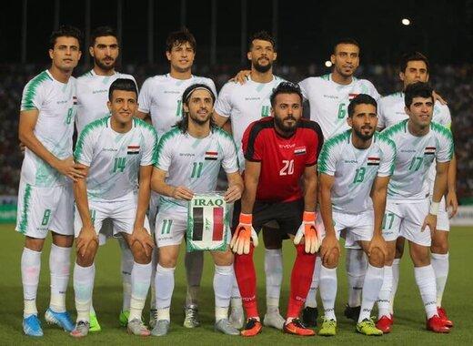 چهار عراقی در خطر از دست دادن بازی با ایران