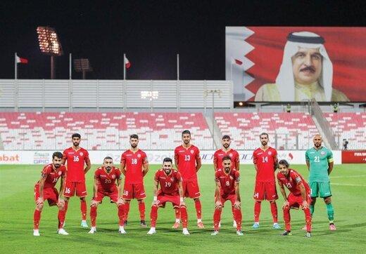 ترکیب بحرین برای مصاف با ایران مشخص شد