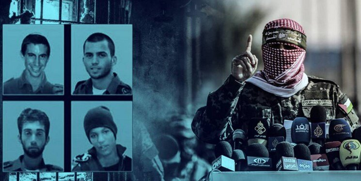 هویت اسیر اسراییلی در فایل صوتی قسام فاش شد