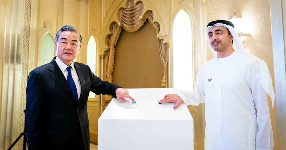 نزدیک شدن چین به امارات چه معنایی دارد؟/پکن جای واشنگتن را در خاورمیانه خواهد گرفت؟