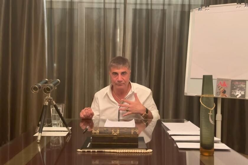 این مرد مافیایی با نام«لوطی مدرن»موی دماغ دولتمردان ترکیه شده/یکشنبههای پرخطر برای وزرای اردوغان/عکس