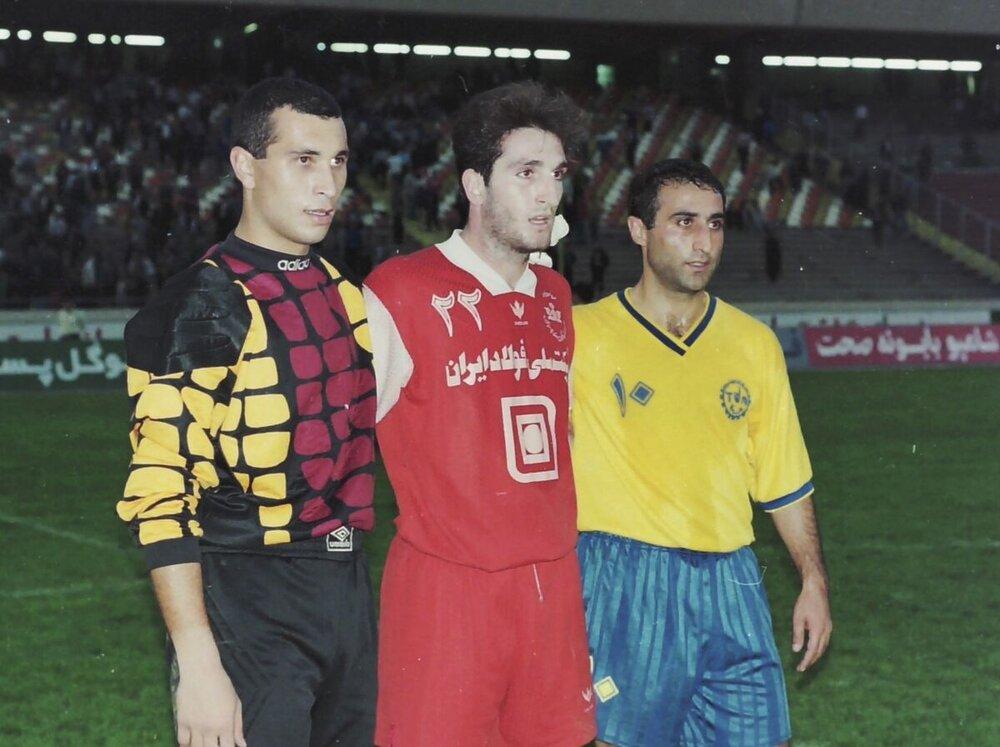 ارمنیهای محبوب فوتبال ایران/عکس