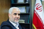 دیدار مهرعلیزاده و همتی در روز انتخابات +عکس