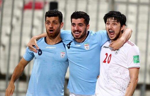 رمز موفقیت تیم ملی را ببینید/عکس