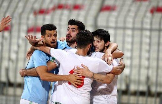 ایران برای بازی با کامبوج تست کرونا داد
