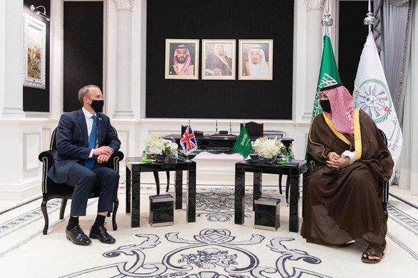 بازگشت مجدد انگلیس به منطقه/راب:درباره ایران با سعودیها رایزنی کردم
