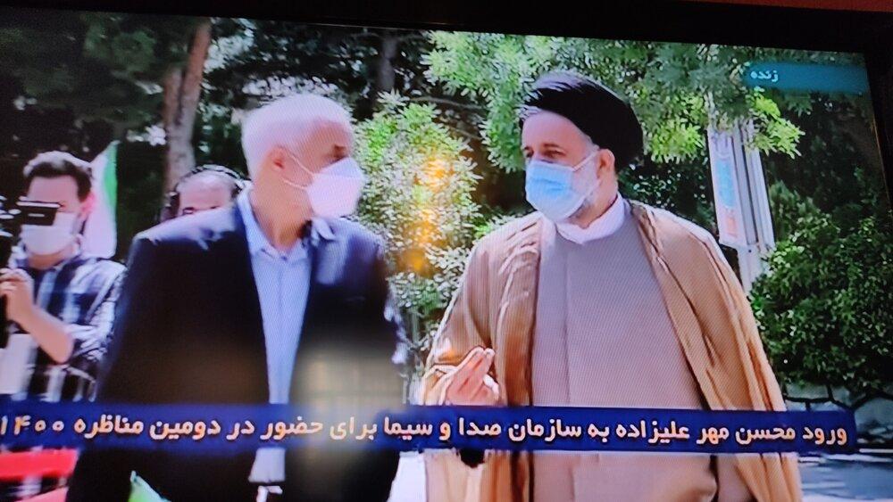 کنایه مهرعلیزاده به رئیسی: شنیدم قرار است یک کاندیدای خاص دوپینگ ۵ دقیقه ای کند