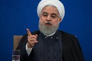 ببینید | روحانی: دلیل مشارکت 48 درصدی از نظر من روشن است