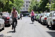 پروژههای مسیر دوچرخهسواری در تهران متوقف میشود؟