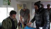 روایت تلاش عاشقانه علی انصاریان برای کولبرف