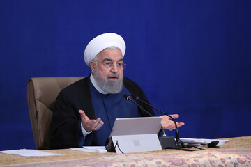 روحانی: زبان تشکر در کشور ما دچار لکنت عجیبی شده است
