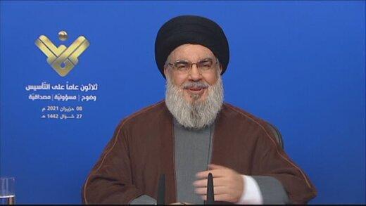 واکنش اسرائیل به اظهارات دبیرکل حزبالله