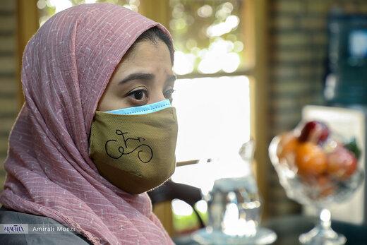 روایتی از دوچرخهسواری در تهران/ «مدام میپرسند مگر دیوانهای؟»