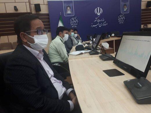 واکسیناسیون در استان البرز در حال انجام است