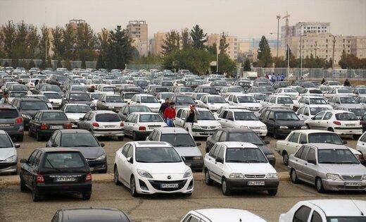 ریزش قیمت ها در بازار خودرو شدت گرفت/ سمند ۸ میلیون تومان ارزان شد
