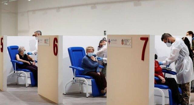 محموله نهم واکسن روسی وارد ایران شد