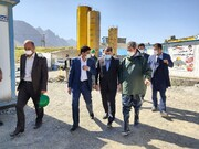 ۸۰۰ متر تا افتتاح تونل انتقال آب از سد کانیسیب به دریاچه ارومیه