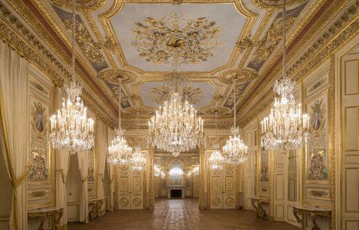 ببینید | بازگشایی یک هتل پس از ۲۰۰ سال در پاریس