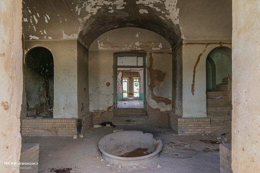«عمارت نواب» در گیر و دار مرمت