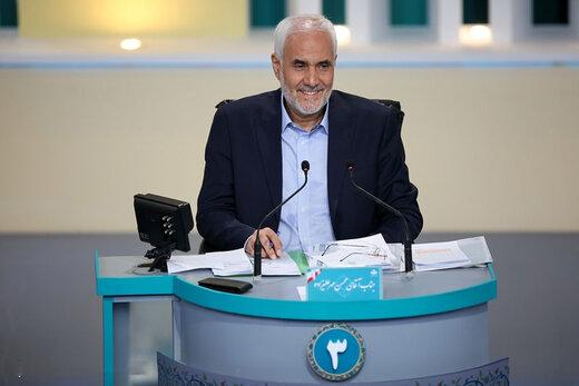 ببینید | استراتژی و برنامه محسن مهرعلیزاده در مناظره دوم چه بود؟