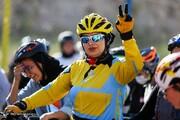 تصاویر | مسابقه دوچرخه سواری بانوان - تبریز