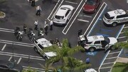 ببینید | اولین تصاویر از جنایت هولناک در آمریکا؛ قتل 2 نفر از جمله یک کودک