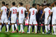 ببینید | برتری پرگل ایران مقابل کامبوج در ۴۵ دقیقه نخست