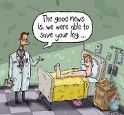 ببینید پزشکان با این بیمار چه کردند؟!